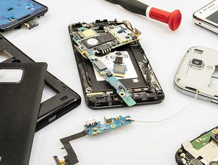 تعمیرات موبایل در محل