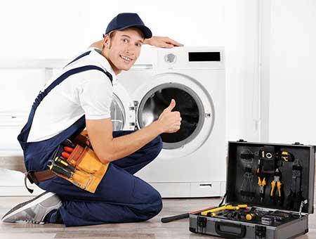 تعمیر ماشین لباسشویی در محل