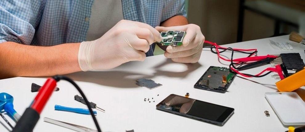 نمایندگی تعمیر موبایل در محل