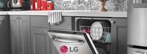 تعمیر ماشین ظرفشویی ال جی در محل